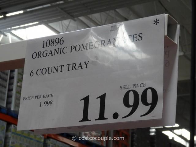 Organic Pomegranate Costco 3