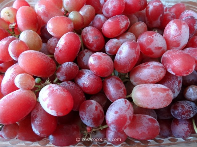 Organic Red Seedless Grapes Costco 4