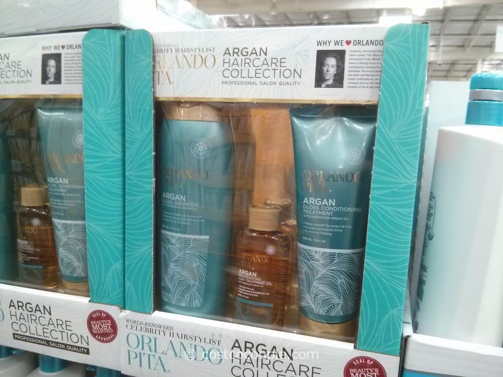 argan oil shampoo costco