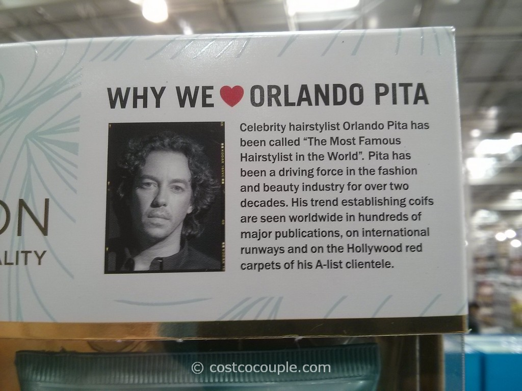 Orlando Pita Argan Haircare Collection