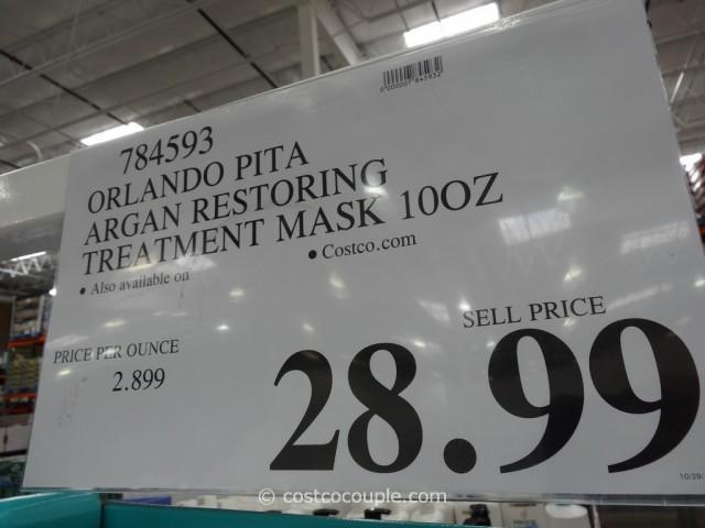 Orlando Pita Argan Restoring Treatment Hair Mask Costco 6