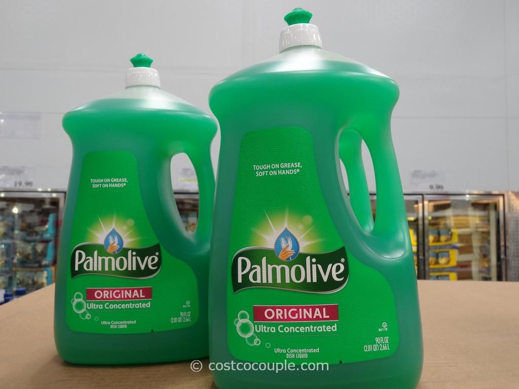 Palmolive Ultra Dish Detergent Costco 3