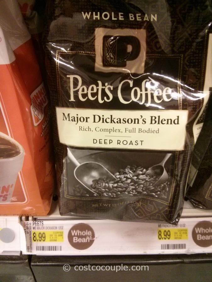 Peets Coffee Target
