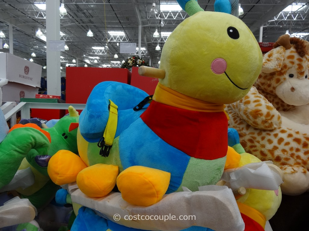 Plush Rocking Animals Costco 3