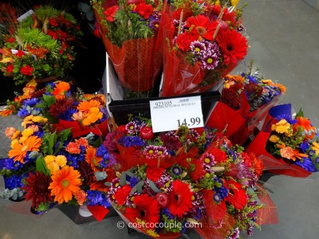 Premium Floral Bouquet Costco 2