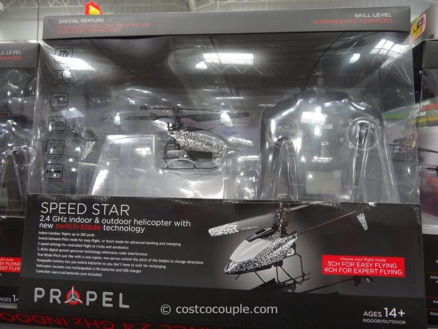Propel Speed Star Helicopter Costco 1