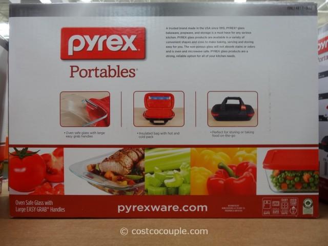 Pyrex Portables Set Costco 3
