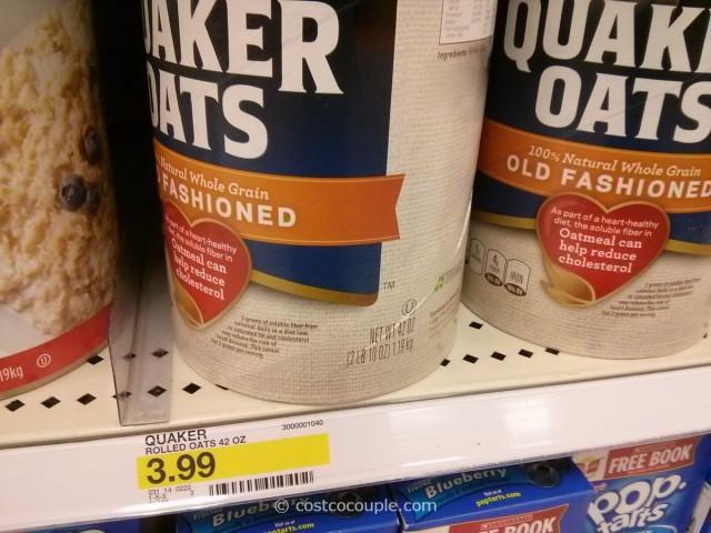 Quaker Oats Target