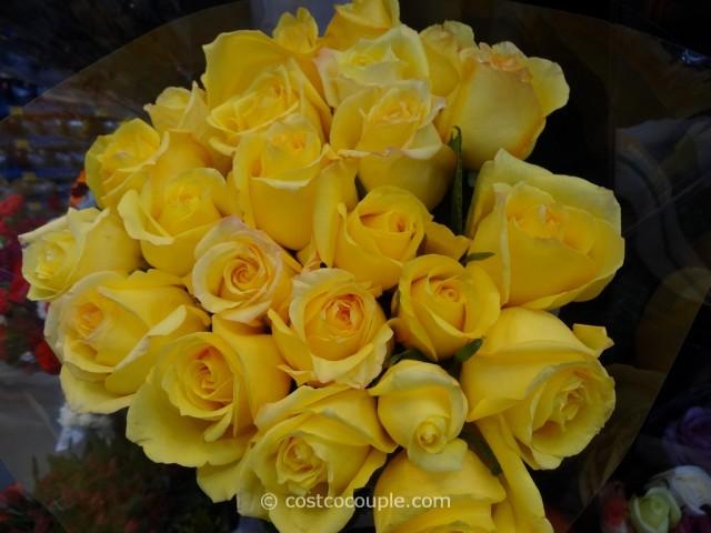 Rainforest Alliance Certified 2 Dozen Premium Roses Costco 2