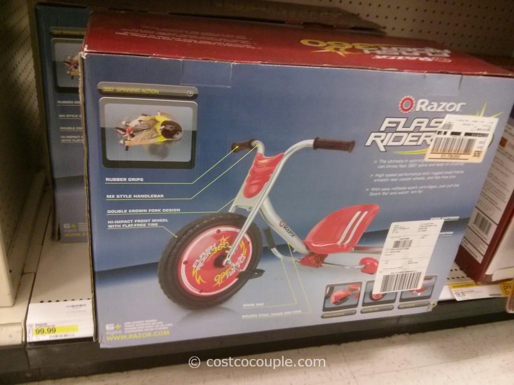 Razor Flash Rider 360 Target 2