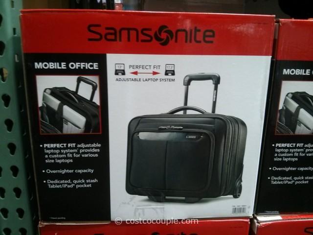 Samsonite Wheeled Briefcase Costco 5