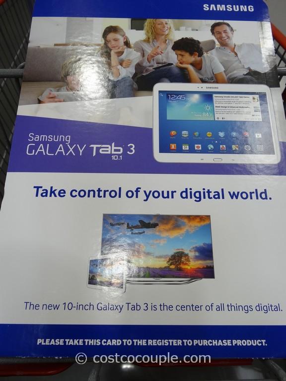 Samsung Galaxy Tab 3 101 Tablet
