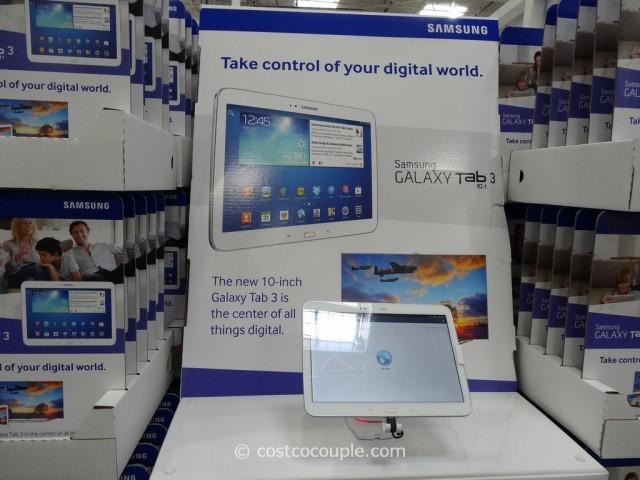 Samsung Galaxy Tab 3 10.1 Costco 4