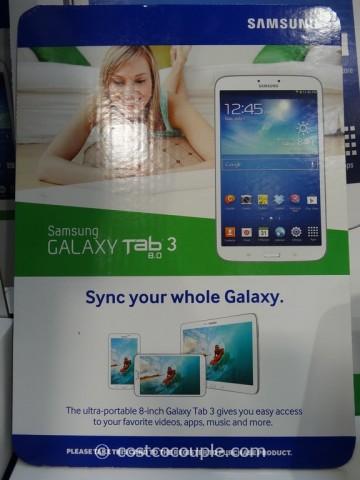 Samsung Galaxy Tab 3 8Inch Costco 1