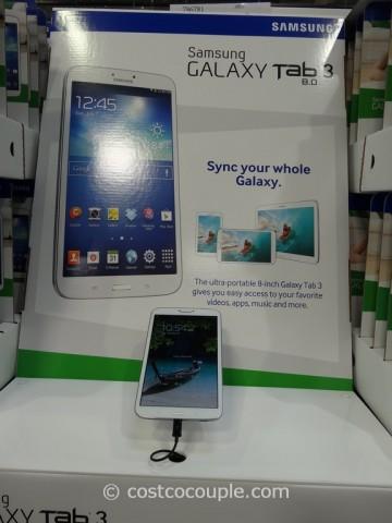 Samsung Galaxy Tab 3 8Inch Costco 3