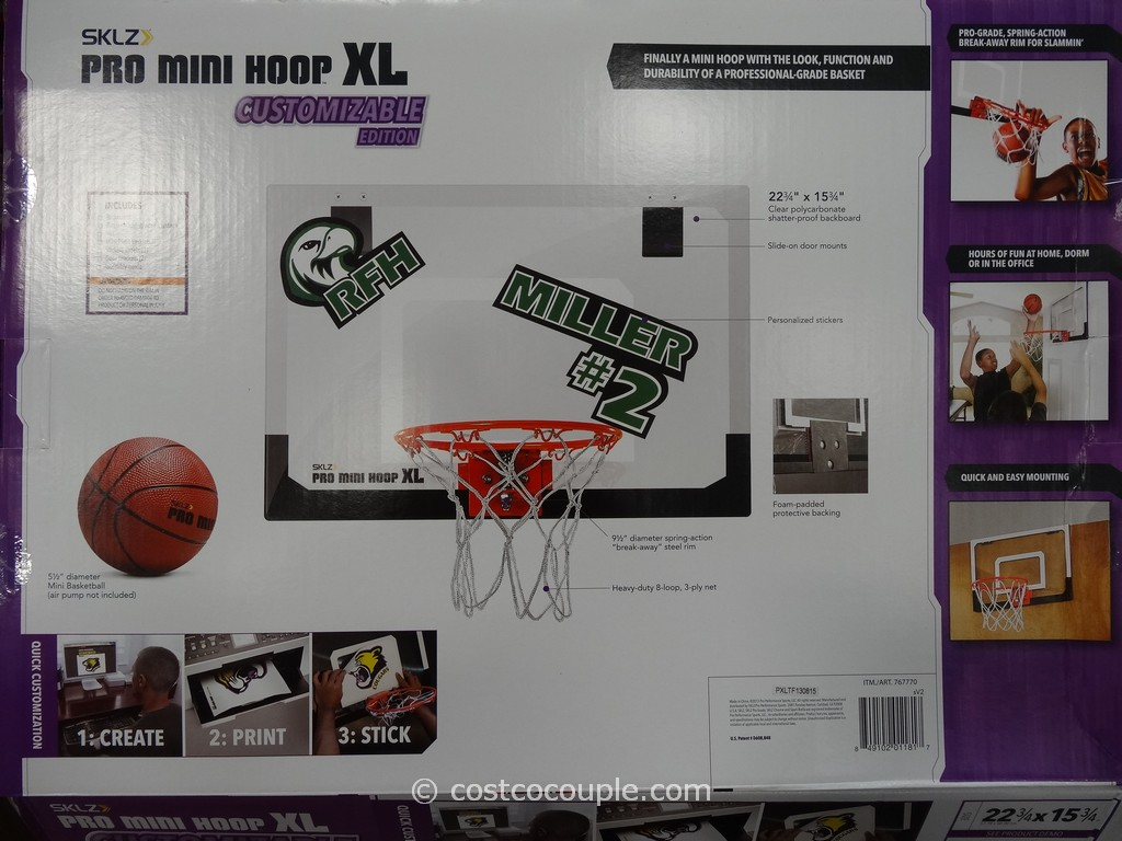 Sklz Pro Mini Hoop Costco 4 ...