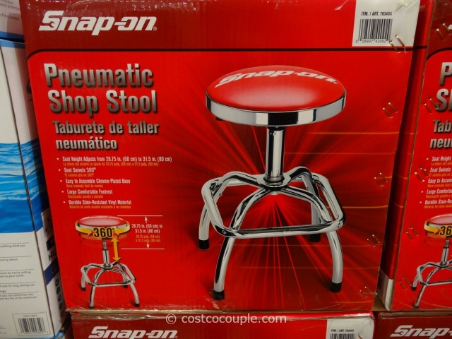 Snap on Pneumatic Shop Stool Costco 1