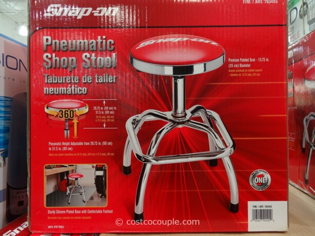 Snap on Pneumatic Shop Stool Costco 2