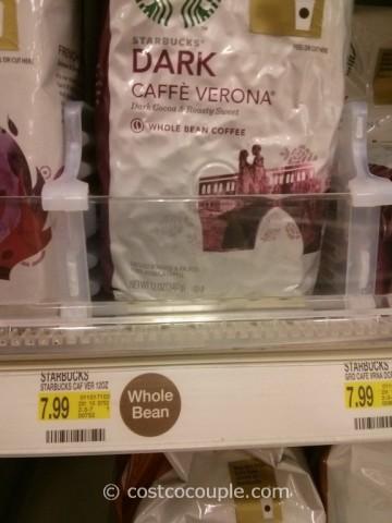 Starbucks Caffe Verona Target 1