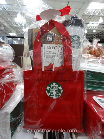 Starbucks On-The-Go Tote Set Costco 4