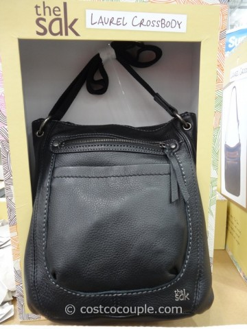 The Sak Leather Laurel Crossbody Costco  3