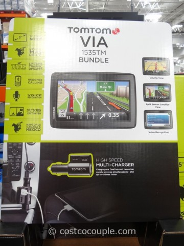 TomTom VIA GPS 1535TM Costco 1