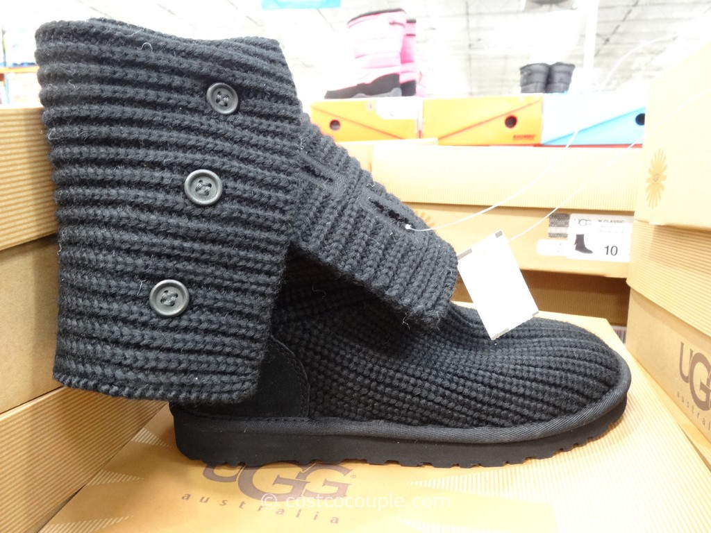 Ugg Ladies Classic Cardy Boot Costco 2