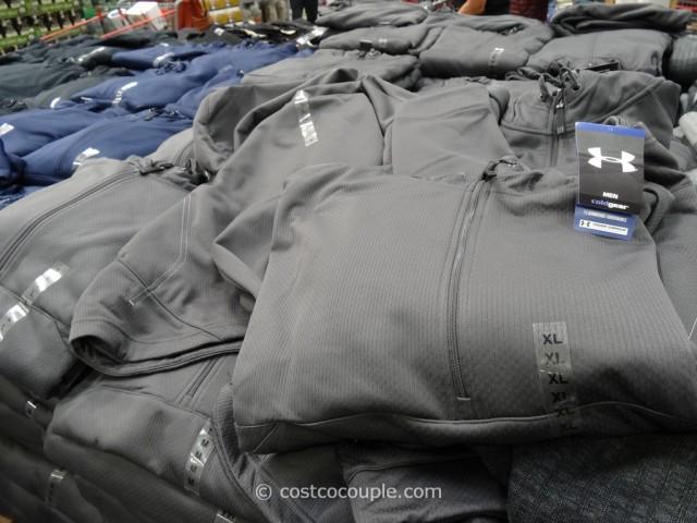 Under Armour Mens Quarter Zip Pullover Costco 1