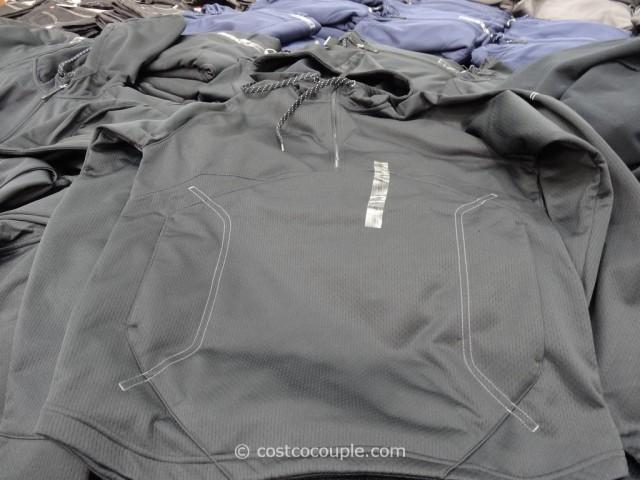 Under Armour Mens Quarter Zip Pullover Costco 4