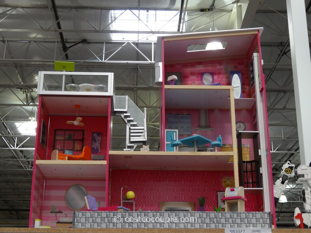 Uptown Dollhouse Costco 1