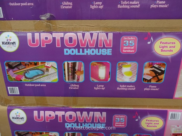 KidKraft Uptown Dollhouse Costco 2