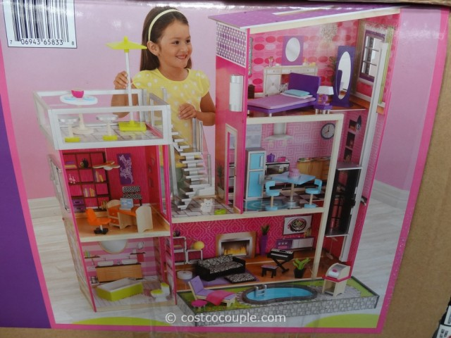 KidKraft Uptown Dollhouse Costco 3