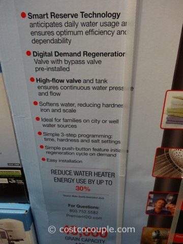 Watts Premier Water Softener Costco 2
