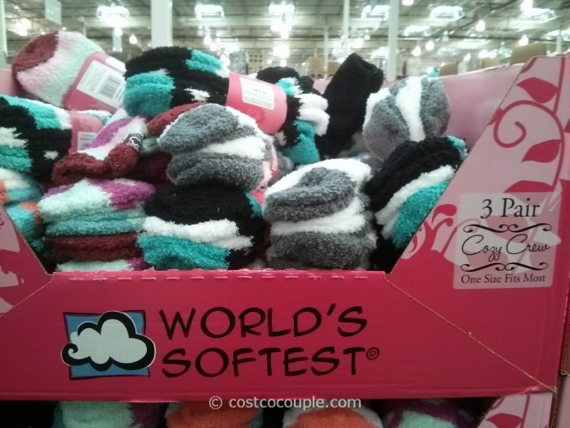 Worlds Softest Ladies Socks Costco 7