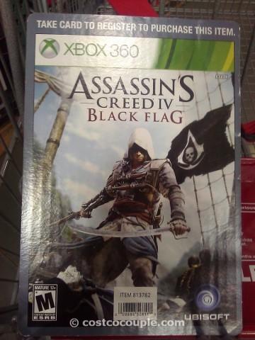Assassins Creed IV Black Flag Costco 2