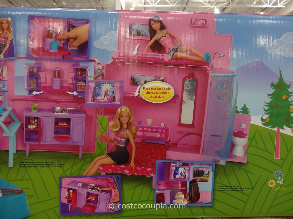 ... Barbie Sisters RV Costco 4 ... & Mattel Barbie Sisters RV