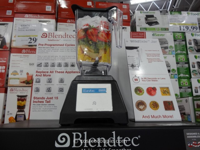 Blendtec Total Blender Costco 2