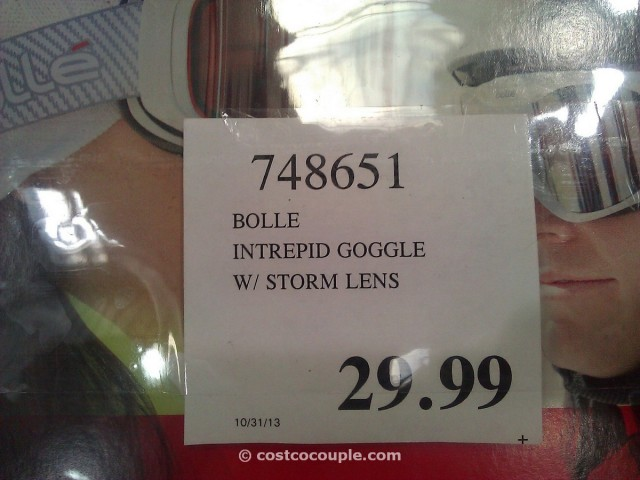 Bolle Intrepid Goggle with Storm Lens Costco 2