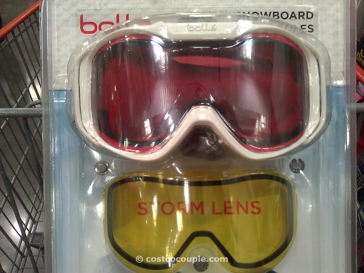 Bolle Intrepid Goggle with Storm Lens Costco 3