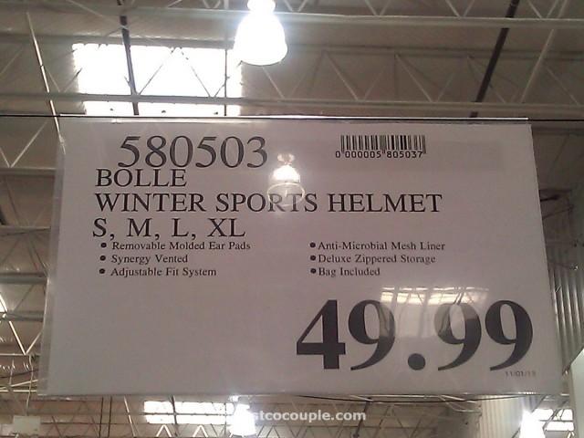 Bolle Winter Sports Helmet Costco 2