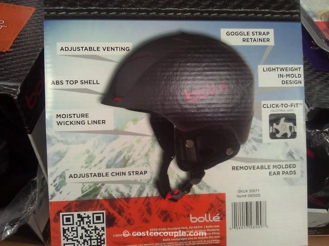 Bolle Winter Sports Helmet Costco 5