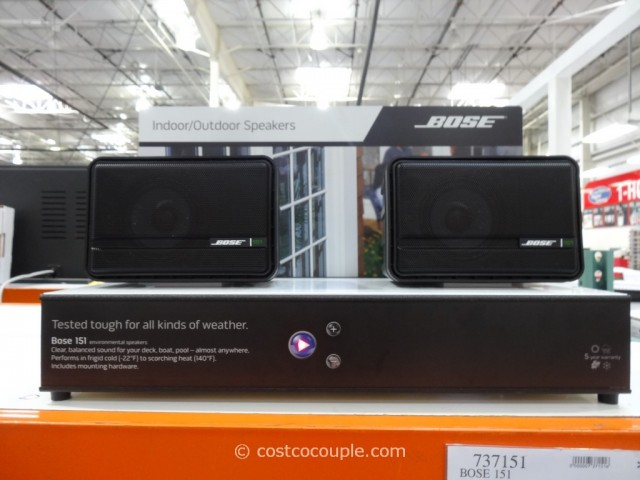 Bose 151 Indoor Outdoor Speakers Costco 1