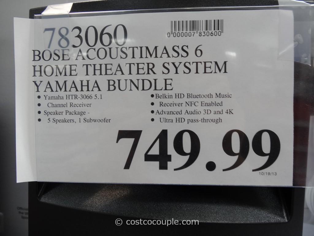 Costco Yamaha Receiver