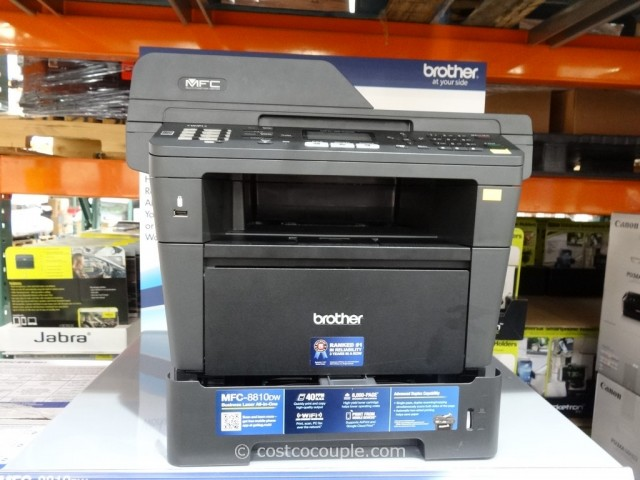 Brother Laser Multi-Function Laser Printer Costco 3