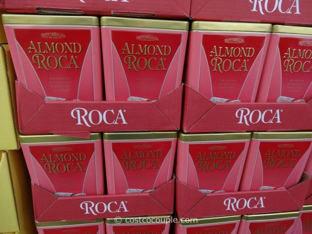 Brown and Haley Almond Roca Costco 1