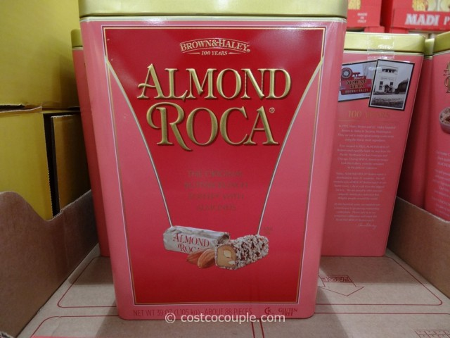 Brown and Haley Almond Roca Costco 3