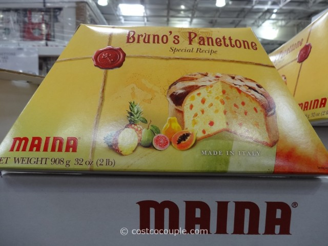 Brunos Panettone Costco 2
