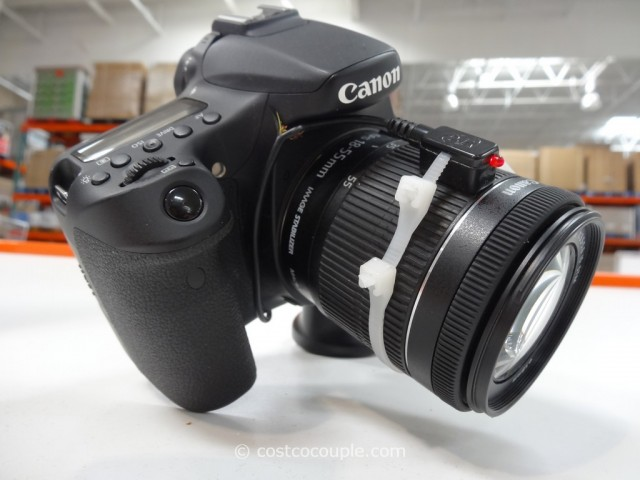 Canon EOS 70D DSLR Kit Costco