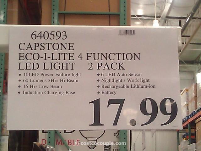 Capstone 4 Function LED Light Costco 1