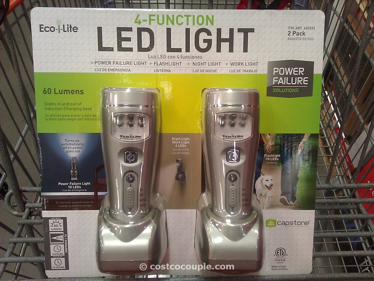 Capstone 4 Function LED Light Costco 3